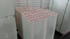 Roll Paper cup blank die cutting machine MQJ-930