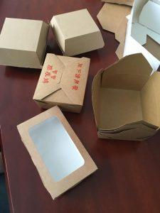 paper lunch box,take away box