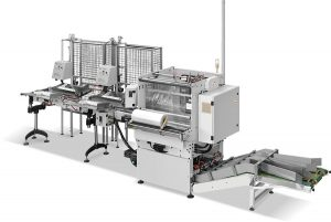 cup bowl container film packing machine