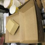 paper Carton burger box