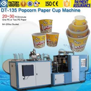 popcorn paper cup forming machine price,paper bucket machine cost
