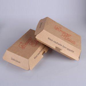 paper hamburger box, paper burger box, burger box machine
