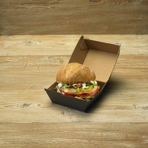 hamburger box, burger box