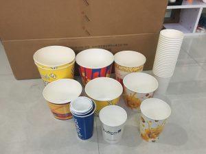 paper cup,paper bowl, paper bucket, popcorn paper cup, noodle bowl, noodle box