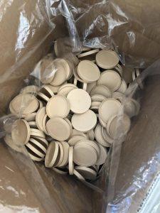 PLA paper lid, pla paper cup lid, pla paper cover, PLA paper bowl lid,