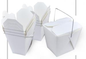 Paper foodpail noodle box