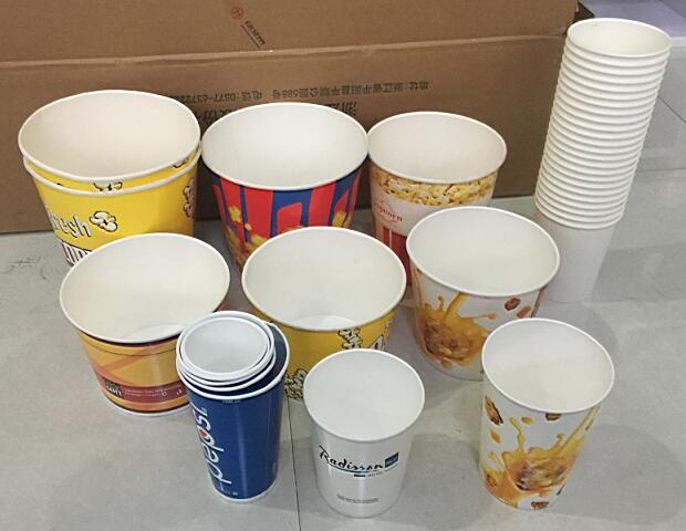 Popcorn Paper Bucket Machine ZBJ-X64