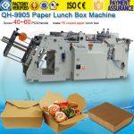 Hot Melt Paper Noodle Box Erecting Machine QH-9905