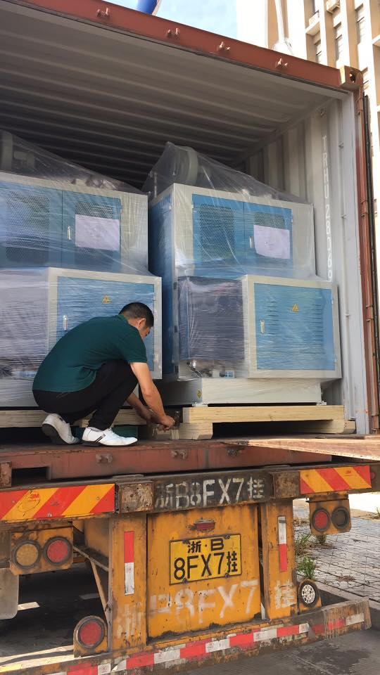 Indonesia paper cup making machines delivery