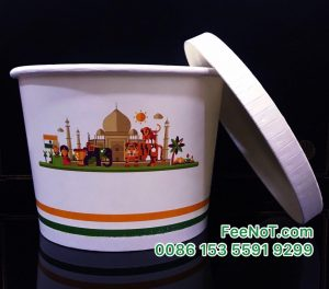 paper bowl lid paper bowl cover paper cup lid