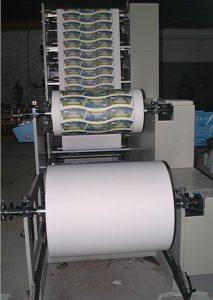 paper cup print machine