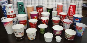 double PE coated paper cups,cold drink paper cups